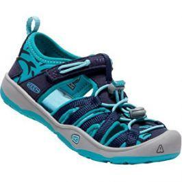 KEEN Detské sandále Moxie Sandal Dress Blues/Viridian 24