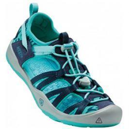 KEEN Detské sandále Moxie Sandal Dress Blues/Viridian 36