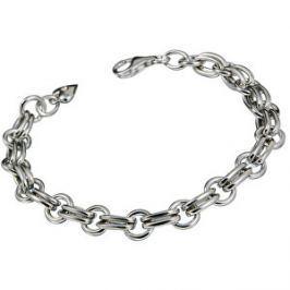 Hot Diamonds Strieborný náramok s diamantom Charm Statement DL071