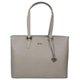 LYLEE Elegantná kabelka Dory Grey