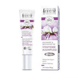 Lavera Spevňujúci očný krém Bio biely čaj & Olej karanja ( Firming Eye Cream) 15 ml