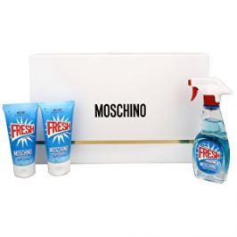 Moschino Fresh Couture EdT 50 ml + telové mlieko 50 ml + sprchový gél 50 ml darčeková sada