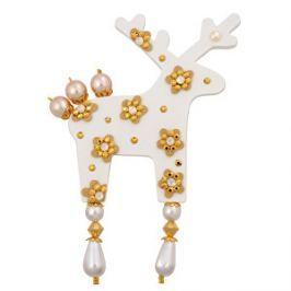 Deers Veľký biely Jelínek Goldierinka