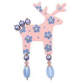 Deers Veľký ružový Jelínek Magnolie