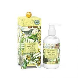 Michel Design Works Hydratačné mlieko na ruky a telo Into The Woods ( Into The Woods Hand And Body Lotion) 236 ml