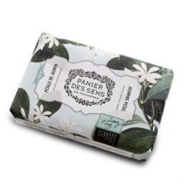 Panier des Sens Extra jemné prírodné mydlo s bambuckým maslom Jazmínové plátky (Extra Gentle Soap) 200 g
