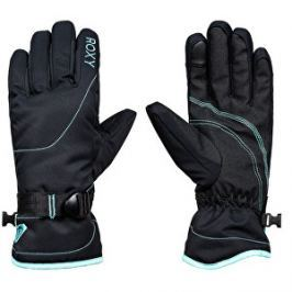 Roxy Zimné rukavice Rx Jetty Solid Gloves True Black ERJHN03070-KVJ0 L