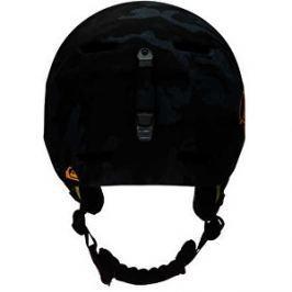 Quiksilver Lyžiarska prilba Wildcat Black Camokazi EQYTL03018-KVJ9 58 cm