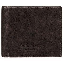 Quiksilver Kožená peňaženka MackIIplus Black EQYAA03515-KVJ0