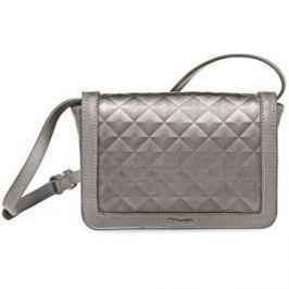 Tamaris Elegant nej kabelka Aura Crossbody Bag S 2250172-915 Pewter