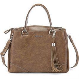 Tamaris Elegantná dámska kabelka Melanie Handbag 2270172-305 Cognac