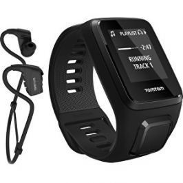 TomTom TomTom SPARK 3 Cardio+Music+HP BLK (L)