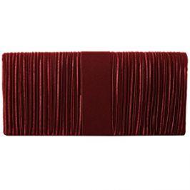 Bulaggi Elegantná listová kabelka Suwe Burgundy 32505-60