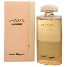 Salvatore Ferragamo Emozione - koupelový a sprchový gel 200 ml