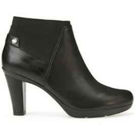 02222d8a1 Detail zboží · GEOX Dámske elegantné členkové topánky Inspiration Stiv Black  D64G9B-00085- C9999 41
