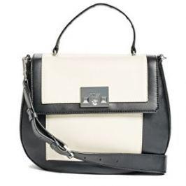 Guess Elegantná kabelka Women`s Cali Color- Bloc ked Bag