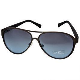 Guess Slnečné okuliare SGU 6761 BKGN48