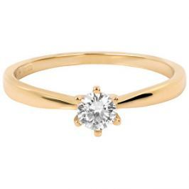 d6216b413 Brilio Nežný zásnubný prsteň 226 001 01024 58 mm