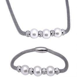 Tribal Elegantný set náhrdelníka a náramku SET012