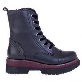 Fornarina Dámska obuv Carnaby - Black Calf Wo`s Ankle Boot PI18CY1051C000 40