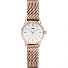 Cluse La Vedette Mesh Rose Gold/White CL50006