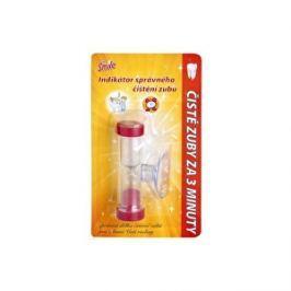 VitalCare Presýpacie hodiny na meranie času čistenie zubov pre deti White Pearl Smile