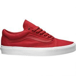 VANS Tenisky Old Skool Racing Red / True White VA38G1OJU 38