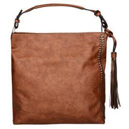 Lecharme Elegantná kabelka 1634 Brown