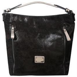 Lecharme Elegantná kabelka 10008407 Black