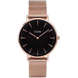 Cluse La Bohème Mesh Rose Gold/Black CL18113