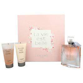 Lancome La Vie Est Belle - EDP 75 ml + telové mlieko 50 ml + sprchový gél 50 ml