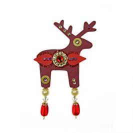 Deers Veľký červený Jelínek Milénia