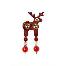 Deers Malý červený Jelínek Cimetka