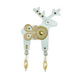 Deers Veľký strieborný Jelínek Renexia