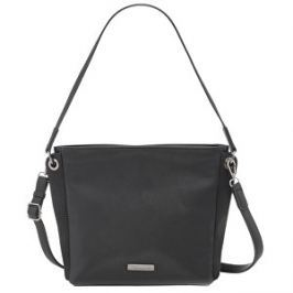 Tamaris Elegantná kabelka Giusy Hobo Bag S 2558181-098 Black Comb