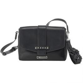 Tamaris Elegantná crossbody kabelka Danila Crossbody Bag S 2672181-001 Black