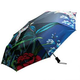 Desigual Dámsky skladací dáždnik Umbrella Birdpalm 18SAZW07 5001