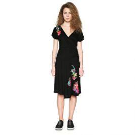 Desigual Dámske šaty Vest Asha 18SWVKC4 2000 S