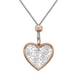 Hot Diamonds Bicolor náhrdelník Hot Diamonds Luxury DP655