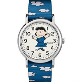 Timex Weekender x Peanuts: Lucy TW2R41300