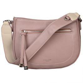 David Jones Dámska kabelka Pink 5680A-1