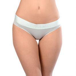 Calvin Klein Dámske nohavičky Bikini QF4055E GZ7 Gaze Keppel M