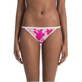 Calvin Klein Dámske nohavičky Bikini QF1682E RDL S