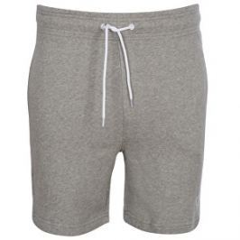 Calvin Klein Pánske kraťasy Terry Short KM0KM00183 Grey Heather L