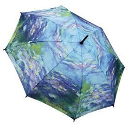 Blooming Brollies Dámsky dáždnik Galleria MonetsWater Lillies Art