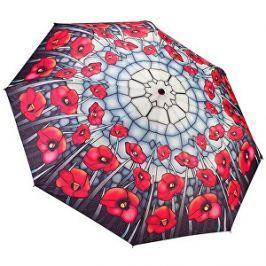 Blooming Brollies Dámsky dáždnik Poppies folding style