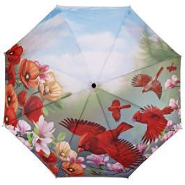 Blooming Brollies Dámsky dáždnik Cardinal s folding style