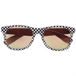 VANS Pánske slnečné okuliare Spicoli 4 S hades Checkerboard / Black /Red V00LC0PIT
