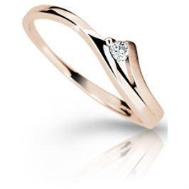 53bdd311c Detail zboží · Danfil Luxusné zásnubný prsteň DF1718p 49 mm