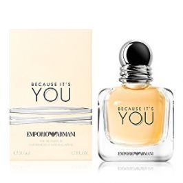 Giorgio Armani Emporio Because Its You parfumovaná voda dámska 50 ml
